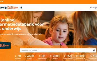 Onderwijsdatabank nu ook toegankelijk voor hogescholen