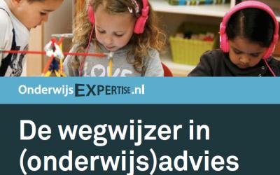 Onderwijsexpertise.nl maakt scholen wegwijs in onderwijsadvies