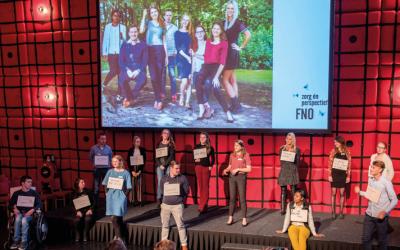 Persbericht – EDventure introduceert online platform voor jongeren met een chronische aandoening