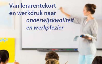 Minister onderschrijft het belang van samenwerking bij het oplossen van het lerarentekort