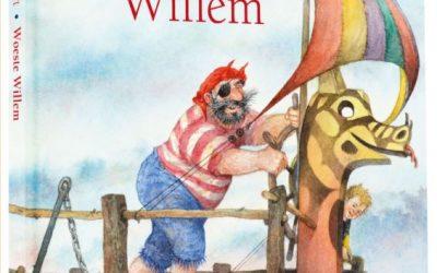 'Geef een prentenboek cadeau' 12 juni van start met Woeste Willem